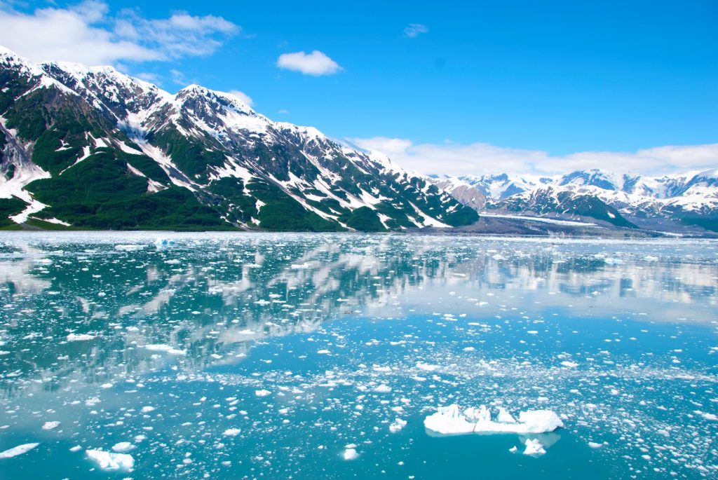 Alaska Glacier Melt 1024x685 - 7 Reasons To Add a Cruise to Alaska on Your 2018 Bucket List