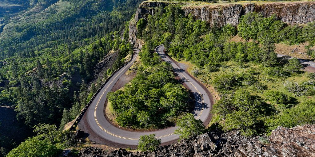 rowena crest 1024x512 - Top 3 Road Trip Routes in the United States
